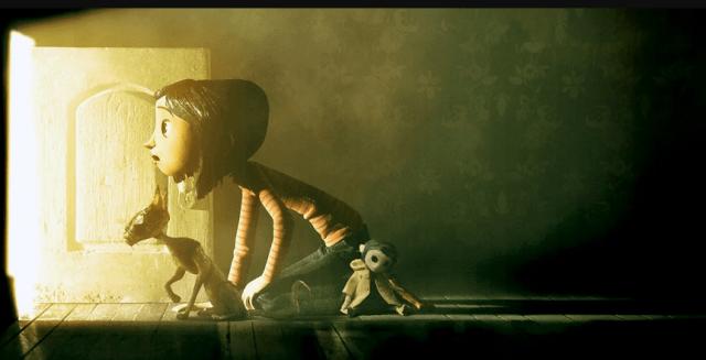 No Sleep October: Coraline