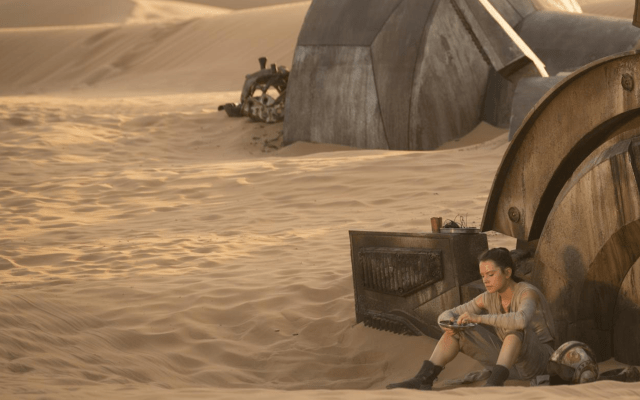 Our Star Wars: 'The Force Awakens' Generation Rey