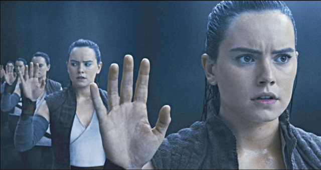 Our Star Wars: Rey from Nowhere & 'The Last Jedi'