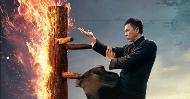 On Blu-Ray: Ip Man 4: The Finale