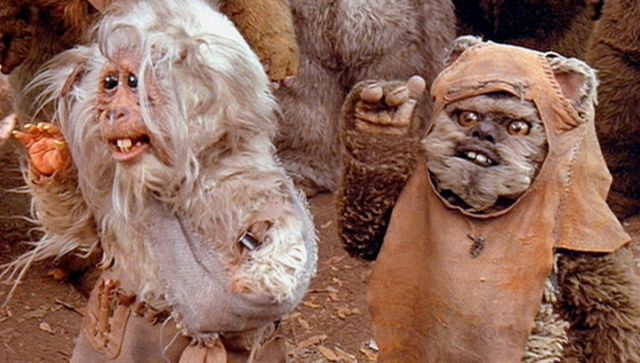 Our Star Wars: Ewok Stands for Extremely Warm & Optimistically Kind