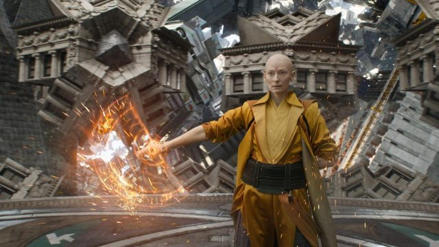 Tilda Break of Dawn: Doctor Strange