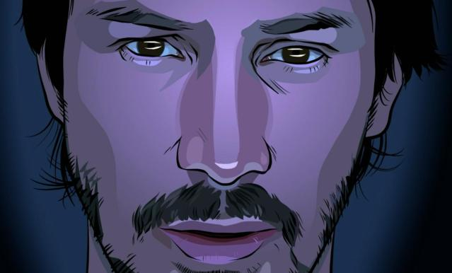 Keanu World Order: A Scanner Darkly