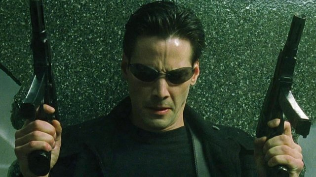 Keanu World Order: The Matrix