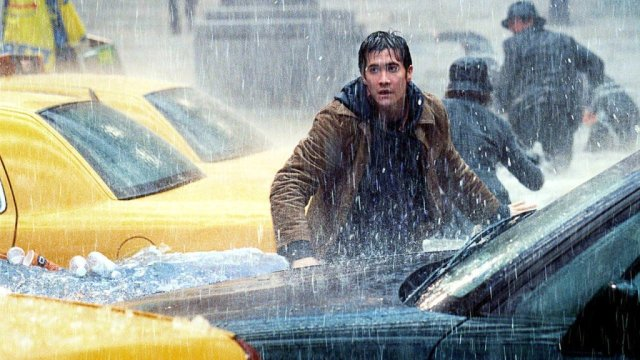 Deck the Gyllenhaals: The Day After Tomorrow