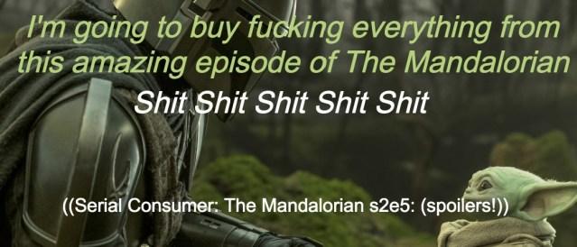 Serial Consumer: The Mandalorian S2E5: The Jedi