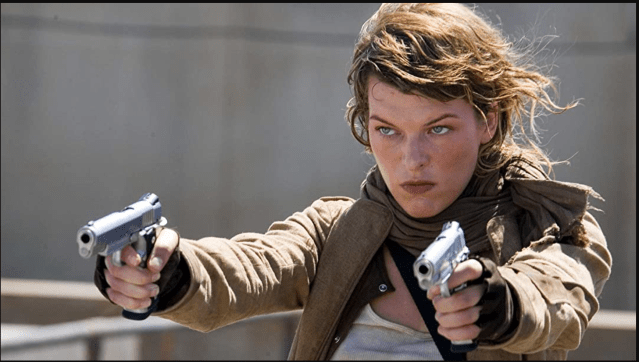 Game On: Resident Evil: Extinction
