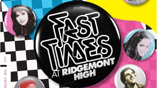 On Criterion: Fast Times at Ridgemont High