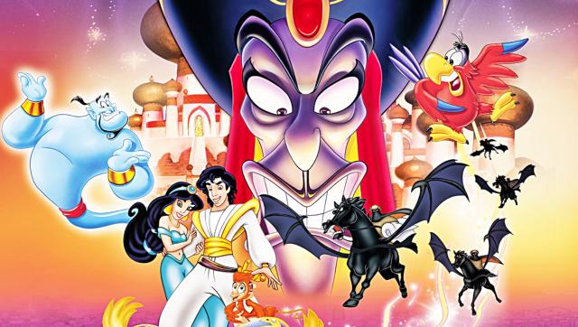 Di$ney: The Return of Jafar