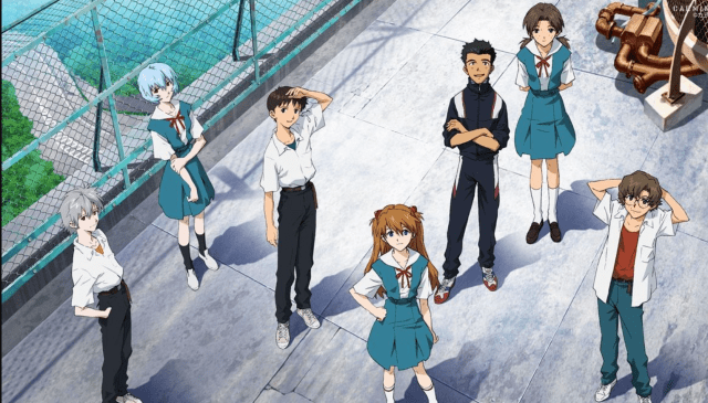 Touching a NERV: Evangelion 1.0: You Are (Not) Alone