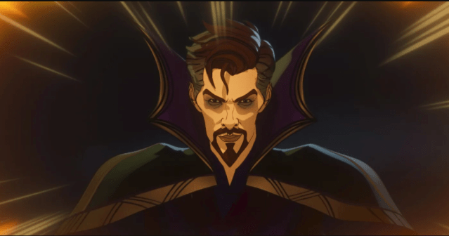 Serial Consumer: What If…? S1E4: What If Doctor Strange Lost His Heart Instead of His Hands?