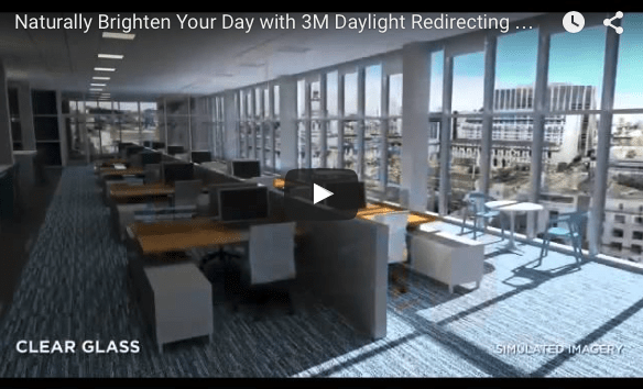 3M Daylight Redirecting Film