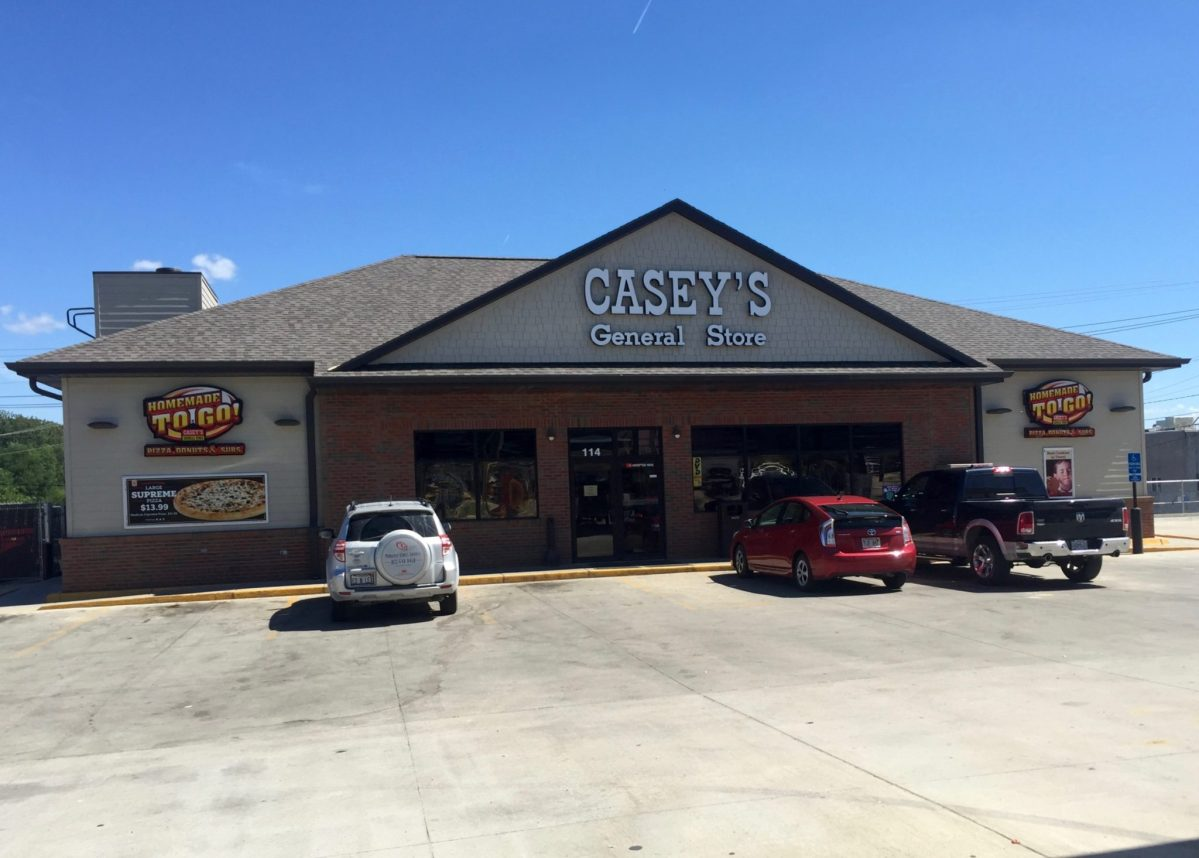 Reduce Unwanted Heat and Glare at Casey's General Store