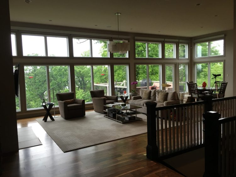 Beautiful Home Uses 3M Prestige Window Tint to Combat Heat and Glare