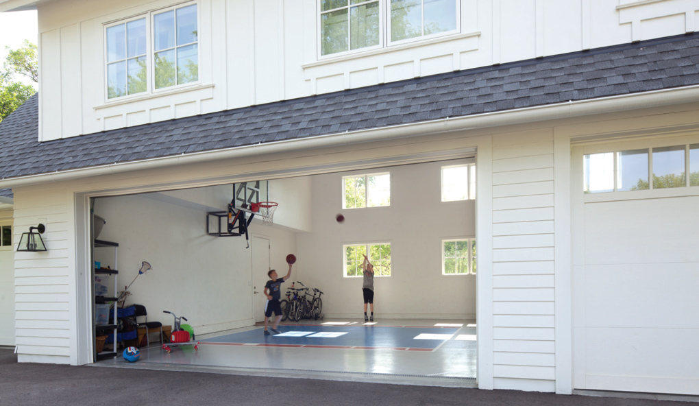 Idea-To-Steal_Garage-Sport-Court_Interior