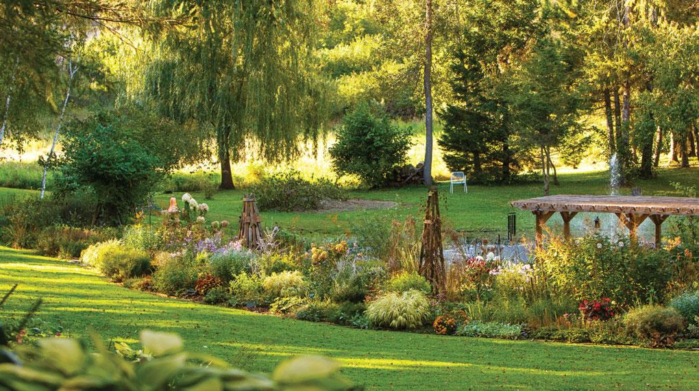 Stillwater Garden Pond