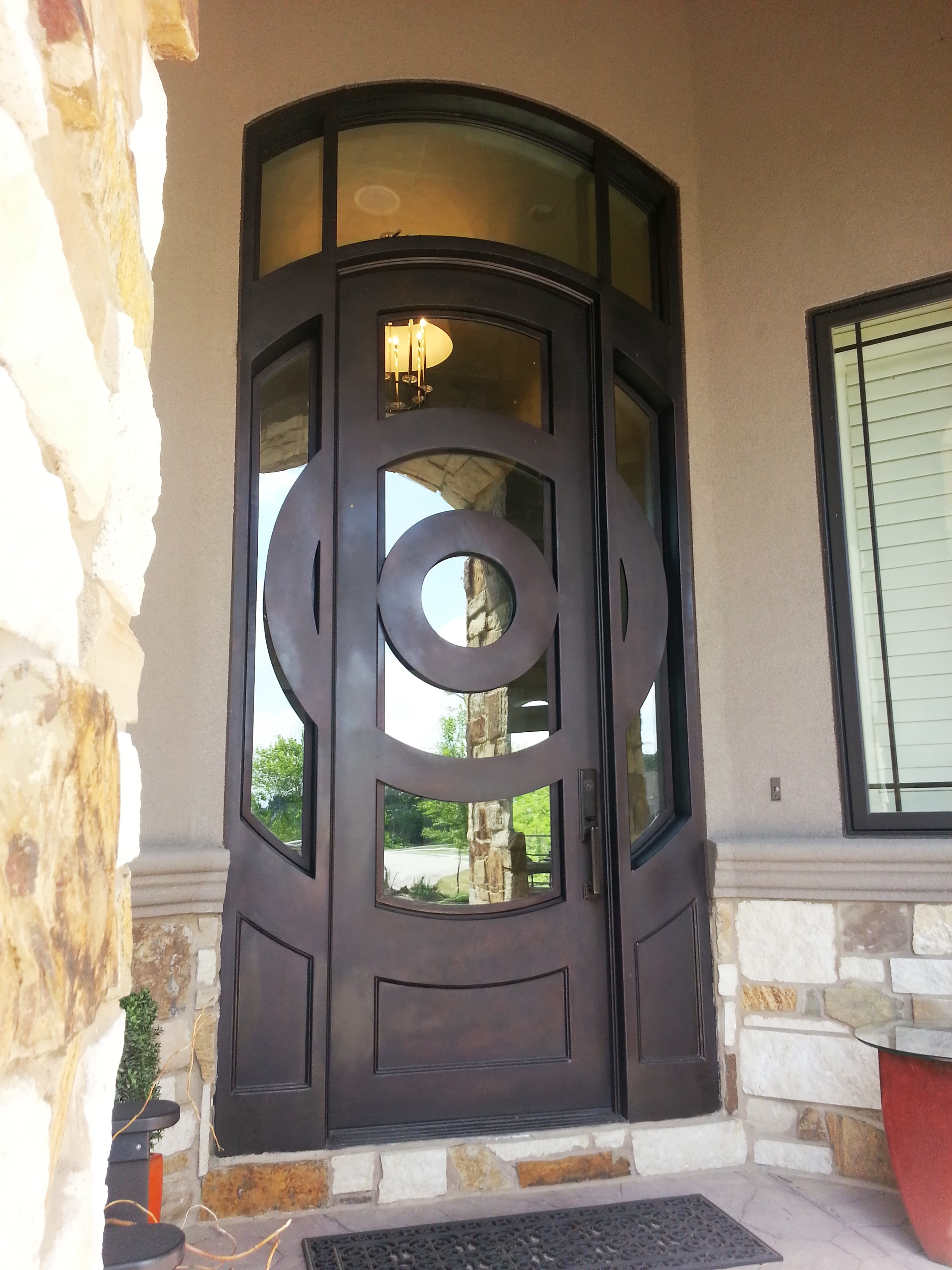 Custom Designs Midwest Iron Doors