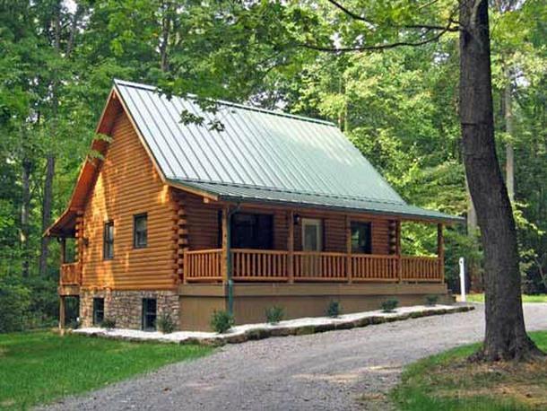 Log Home Restoration In Milwaukee, Madison Wisconsin Area