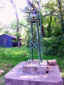 Bell at Gaea Retreat Center