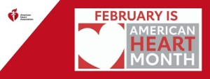 American Hearth Month Logo