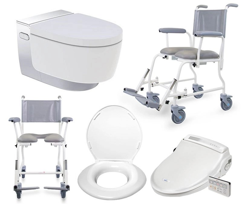 toilet aids Gloucestershire