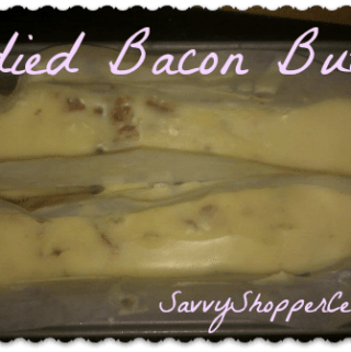 Candied Bacon Butter