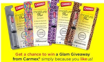 Carmex Giveaway