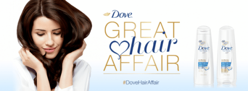Dove Great Hair Affair Instant Win Game