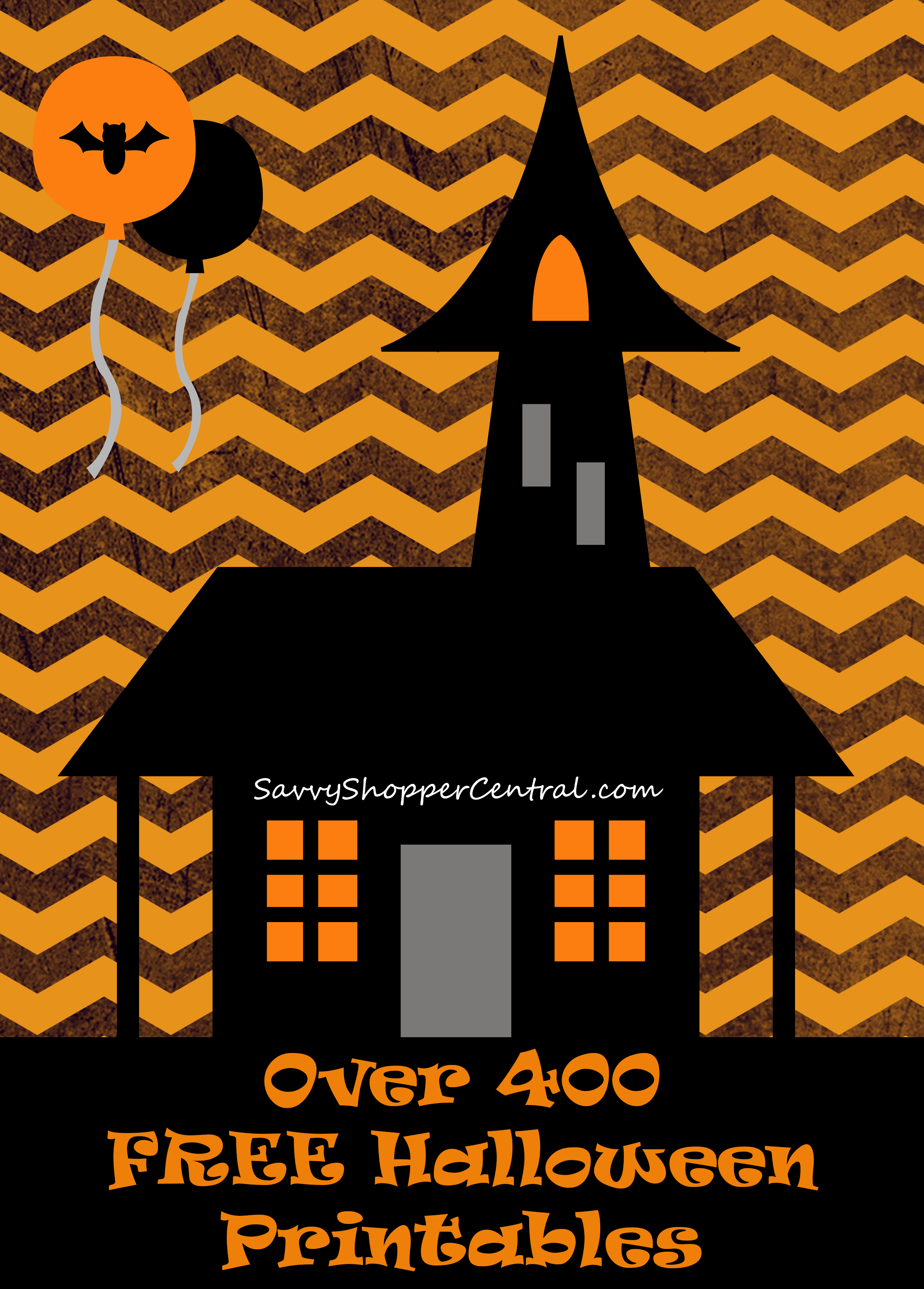 Over 400 Free Halloween Printables