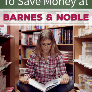 7 Ways to Save Money At Barnes & Noble