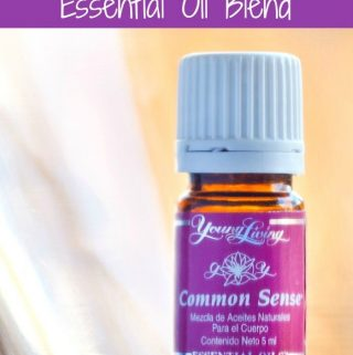 Dealing with mind fog due to lack of sleep, too much stress, autoimmune disease, or chronic fatigue? Try this Common Sense Essential Oil blend to help your mind stay clear and focus on the moment at hand!