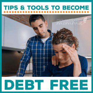 Tips and Tools to Become Debt Free
