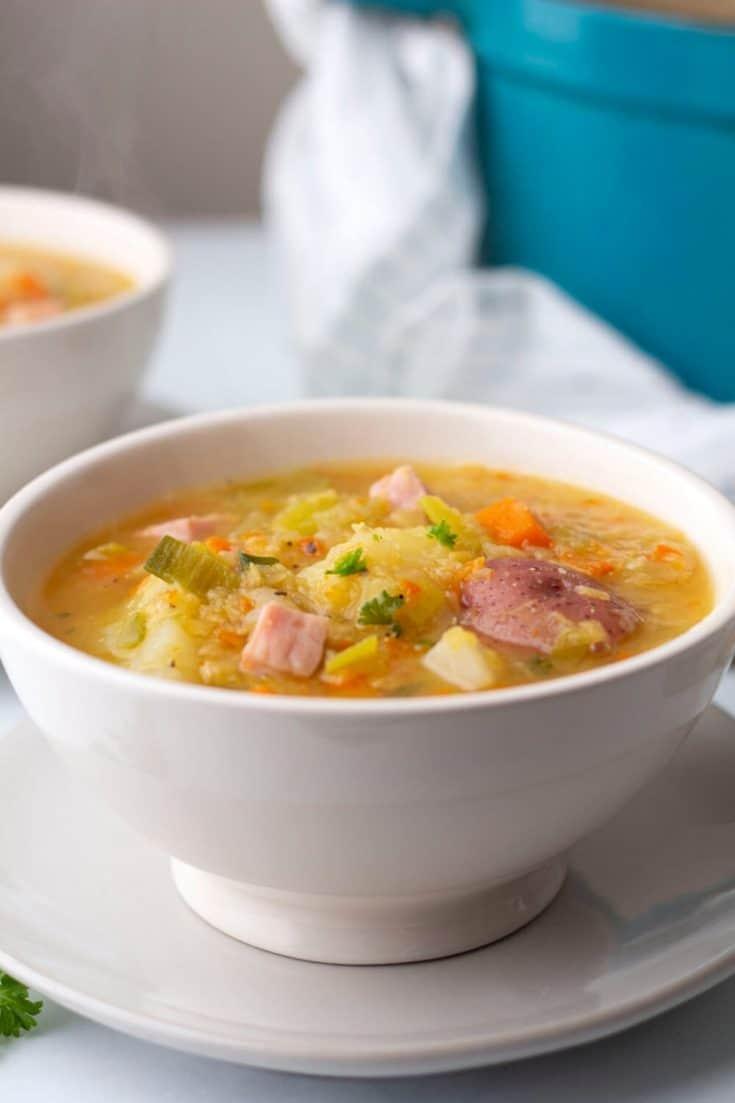Scottish Lentil Soup