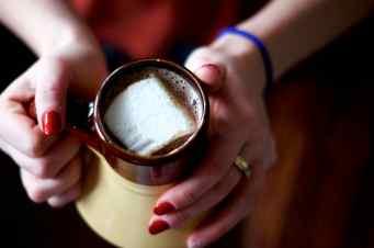 Beer Hot Chocolate