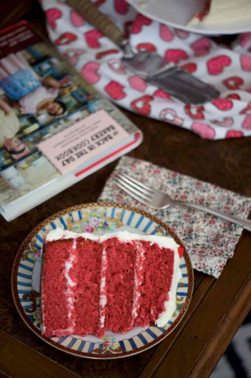 Red Velvet Cake | via Midwest Nice Blog