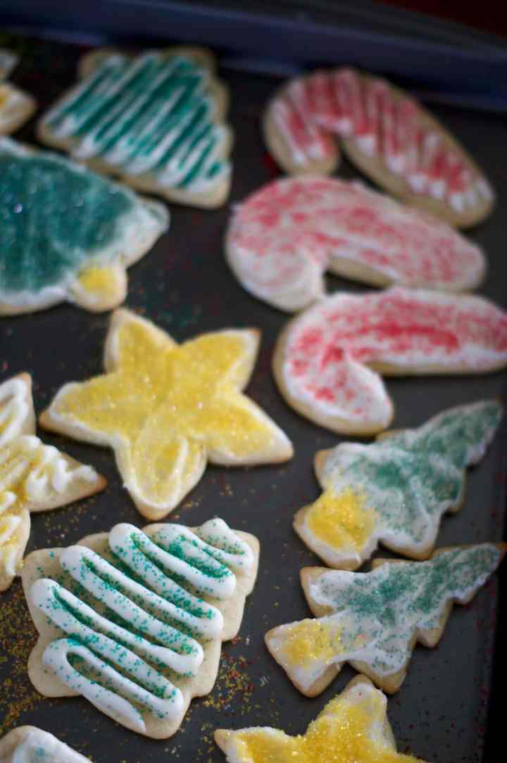 Classic Cutout Cookies