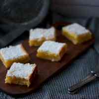 Lemon-Lime Bars (& understanding)