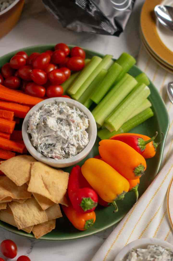 Game Day Spinach Dip