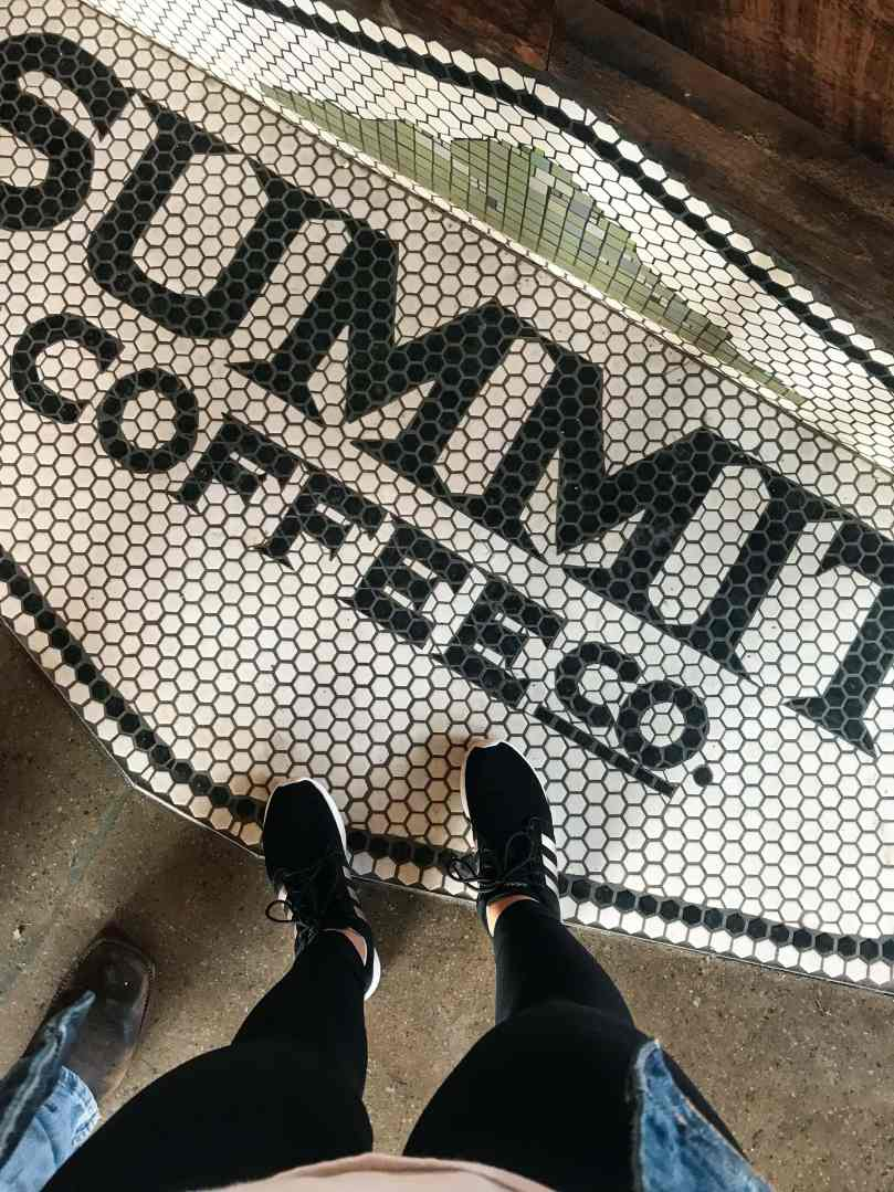Summit Coffee Co., Asheville NC