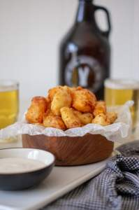 Beer Battered Cheesecurds