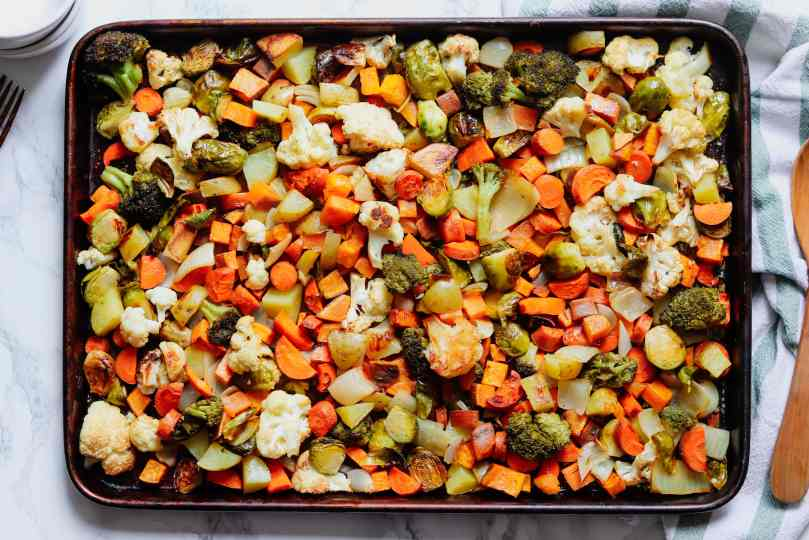 Pan Roasted Vegetables | Midwest Nice