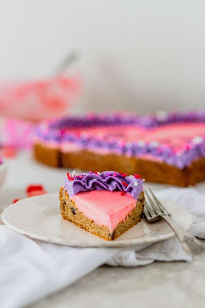 Cooke Cake Slice