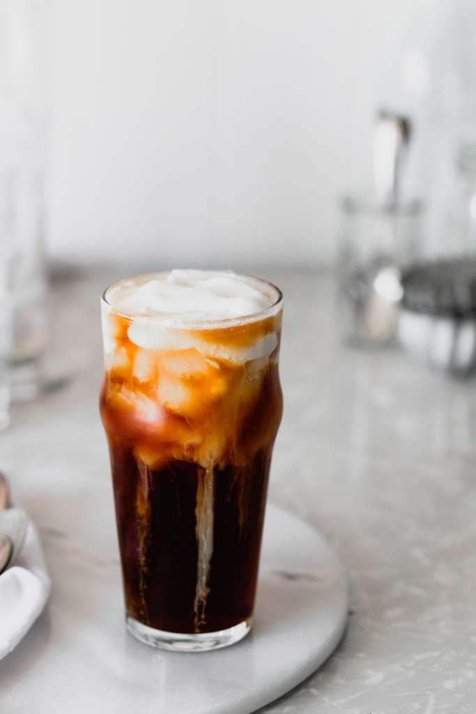 Irish Iced Coffee Recipe