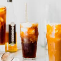 Cold Brew Coffee with Homemade Cold Foam