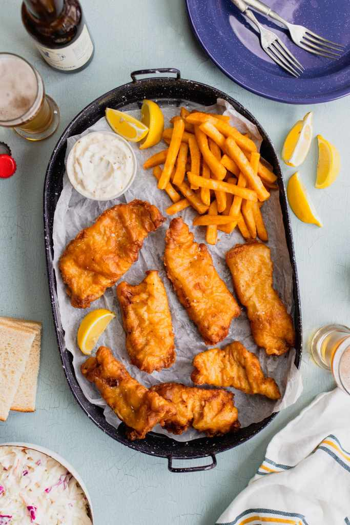 beer battered fish fry recipe