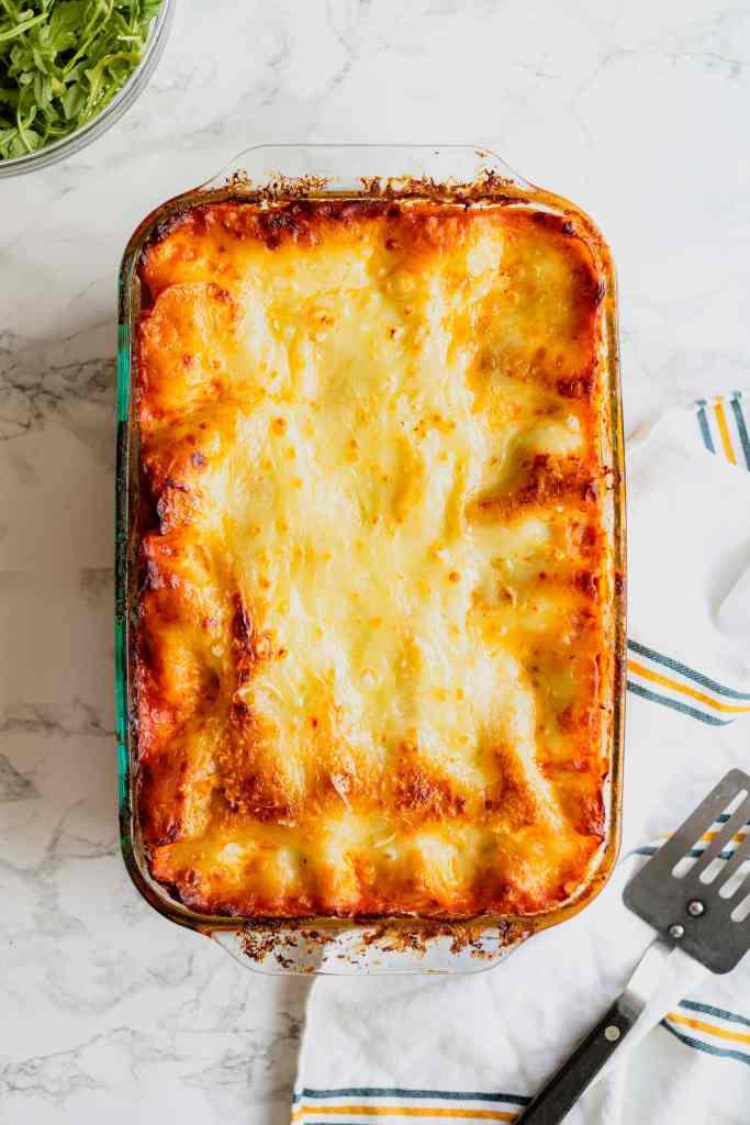 the best lasagna recipe ever!