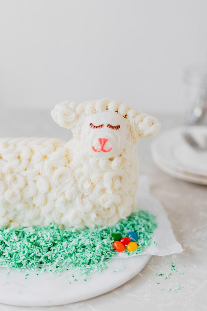Lamb Cake Pinterest Fail
