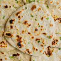 Sourdough Discard Naan Recipe