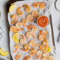 Grilled Shrimp Cocktail Recipe