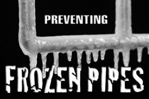 frozen pipe services